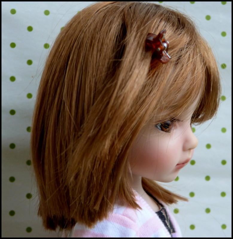 Liselotte, BJD Effner yeux verts P3 et  nouveaux bleus  P1590021