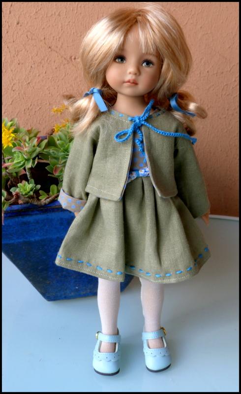 un autre printemps la petite fille du chateau Lili Rose P2 P1600112