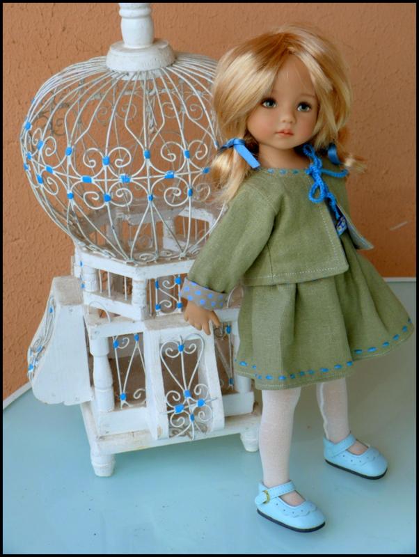 un autre printemps la petite fille du chateau Lili Rose P2 P1600113