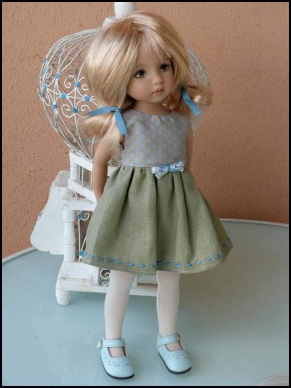 un autre printemps la petite fille du chateau Lili Rose P2 P1600117