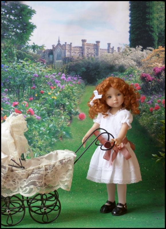 un autre printemps la petite fille du chateau Lili Rose P2 P1600811