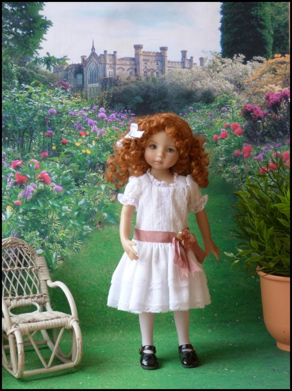 un autre printemps la petite fille du chateau Lili Rose P2 P1600812