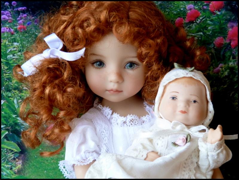 un autre printemps la petite fille du chateau Lili Rose P2 P1600817