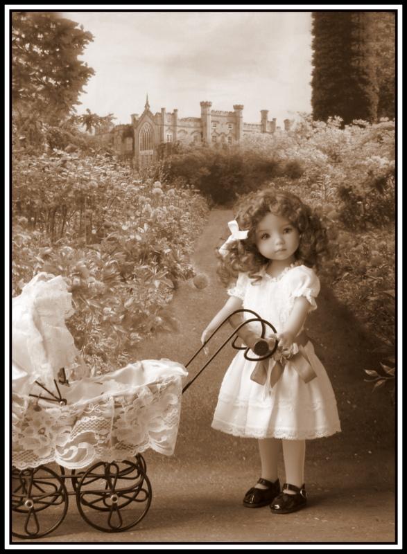 un autre printemps la petite fille du chateau Lili Rose P2 P1600819
