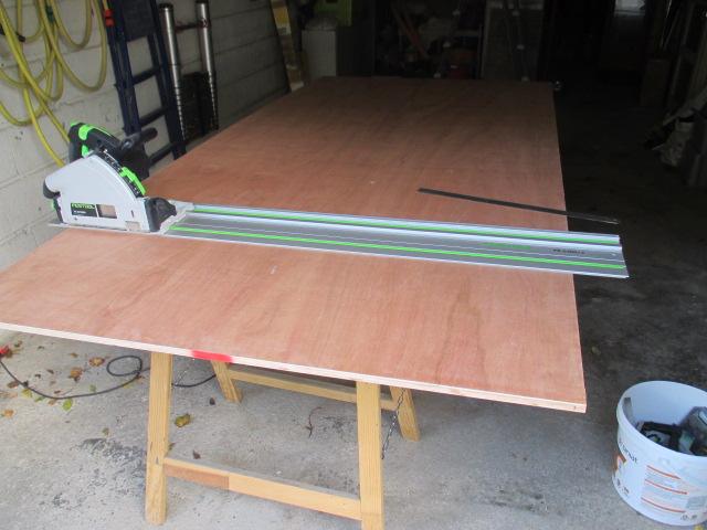 fabrication tiroirs en remplacement d'une étagère Img_2460