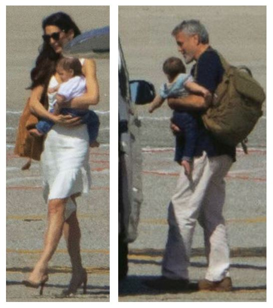 Blog! George Clooney: latest news Cloone15