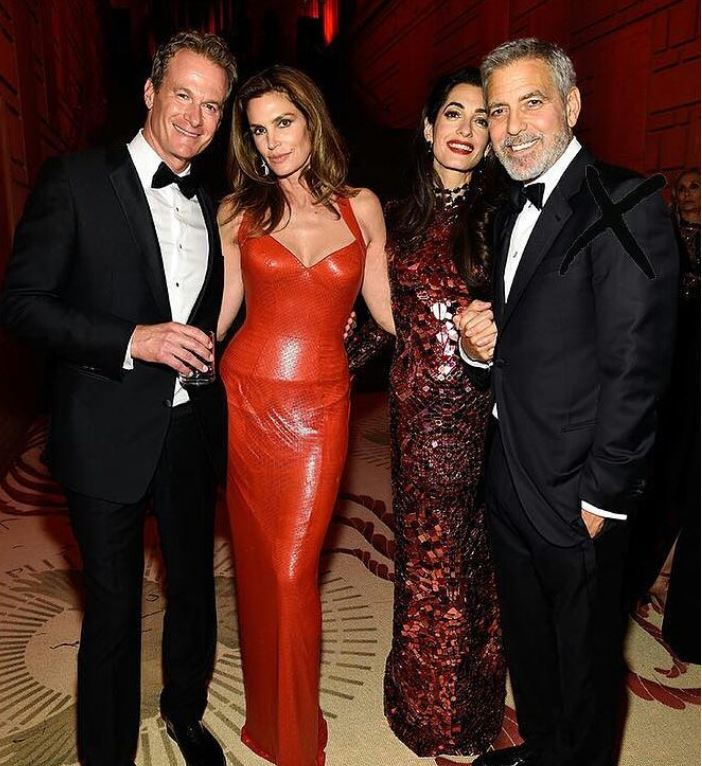 George and Amal Clooney Later at after party after the Met Gala2918 Met_ga10