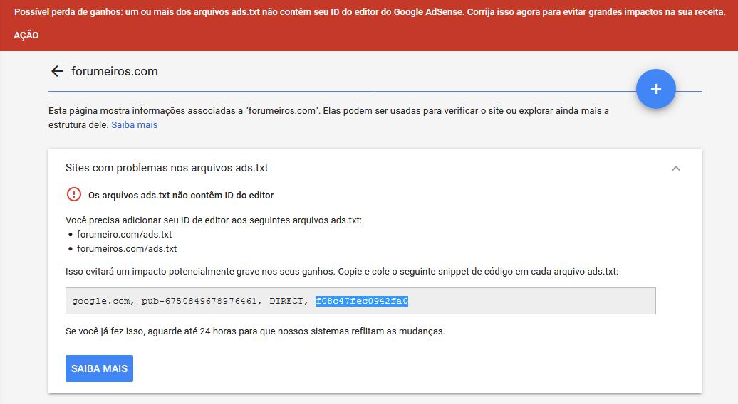 Erro novamente no Google  Sem_ty35