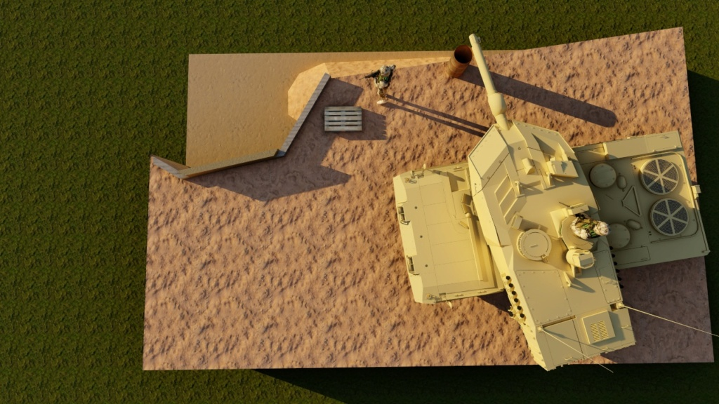 Leopard 2 A6 CAN - Afghanistan - Page 6 112