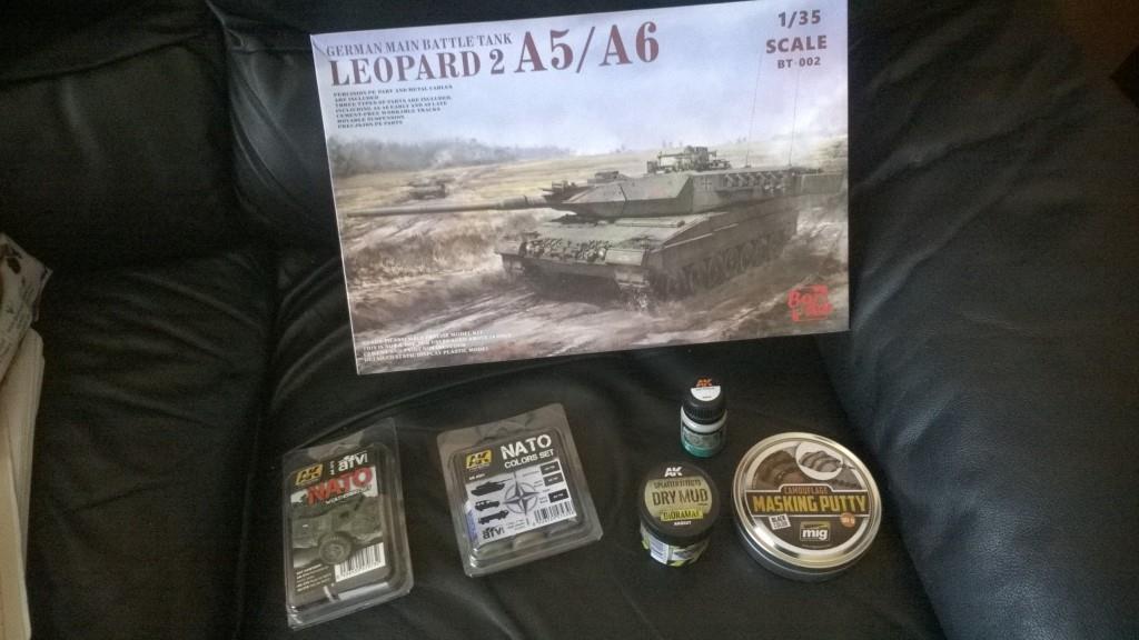 Leopard 2 A6 canadien - Afghanistan - [Tamiya mais pas que...] Wp_20111