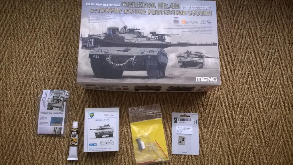 Merkava 4 - Meng Wp_20229