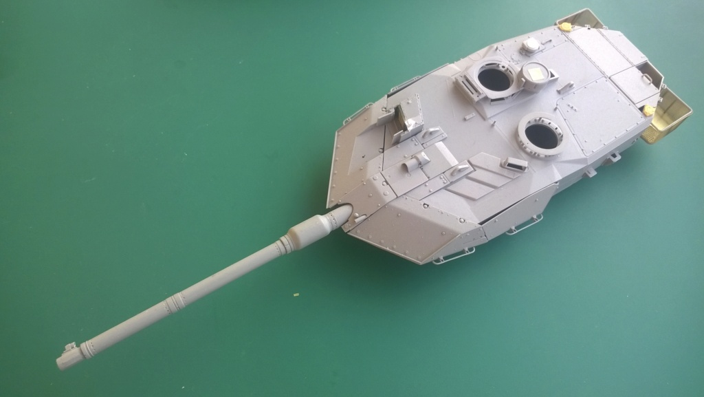 Leopard 2 A6 CAN - Afghanistan - Page 6 Wp_20267