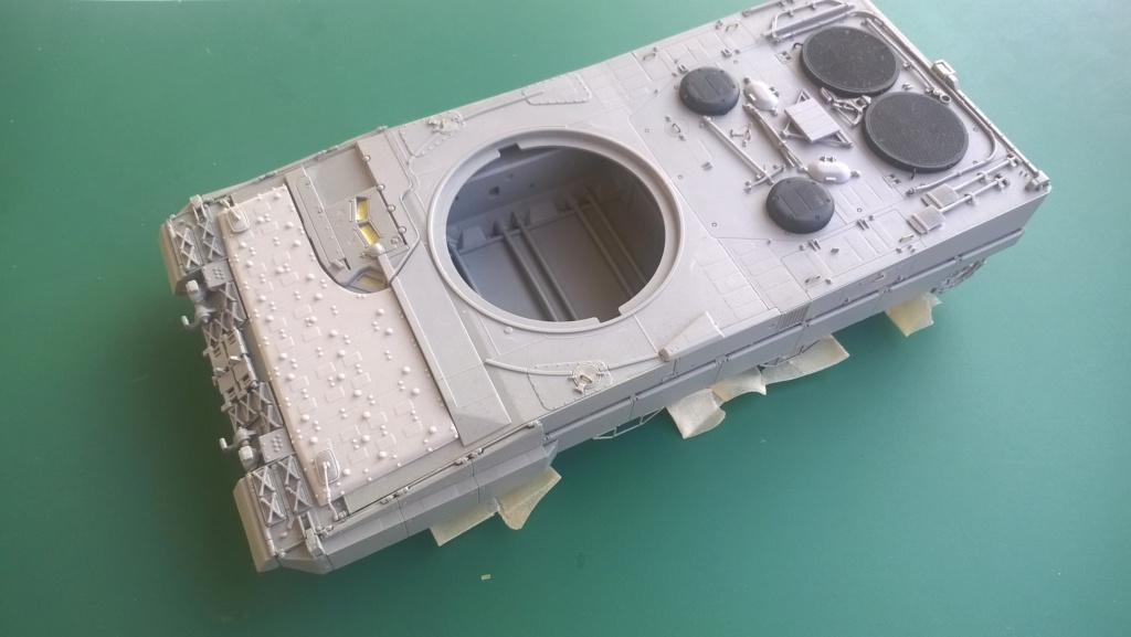 Leopard 2 A6 CAN - Afghanistan - Page 6 Wp_20268