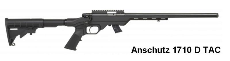 Nouvelle Anschutz 1710 D TAC (châssis tactique) Anschu10