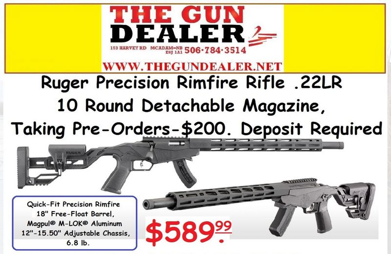 La nouvelle Ruger Precision Rimfire .22lr Ruger-11