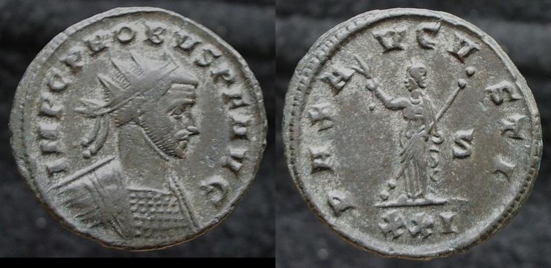 Le IIIème siècle d'aureus78 - Page 11 Probus11
