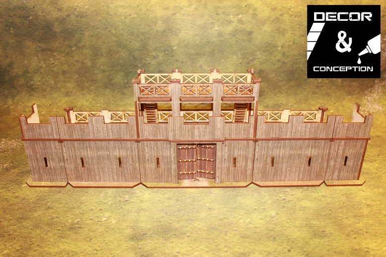 TTS - Edoras Gates (Romans style extented version) Img_3810