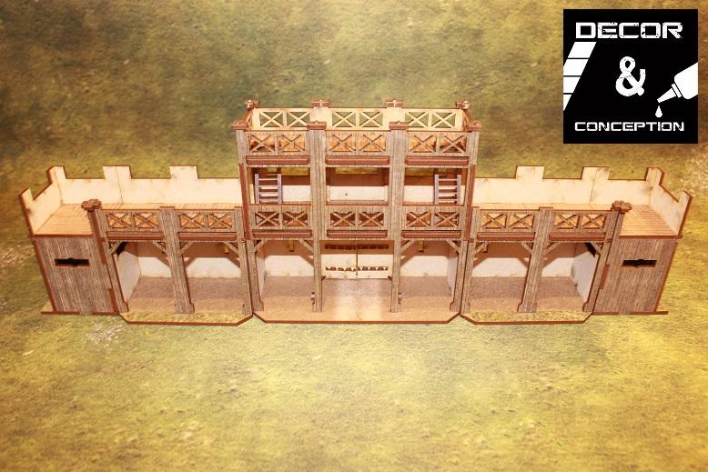 TTS - Edoras Gates (Romans style extented version) Img_3811