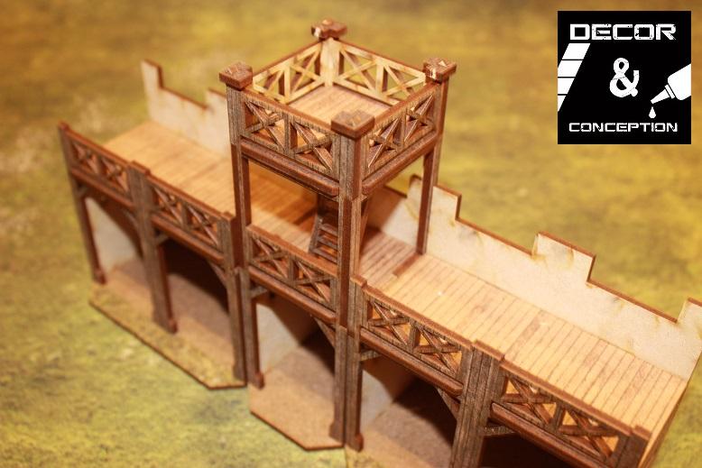 TTS - Edoras Gates (Romans style extented version) Img_3812