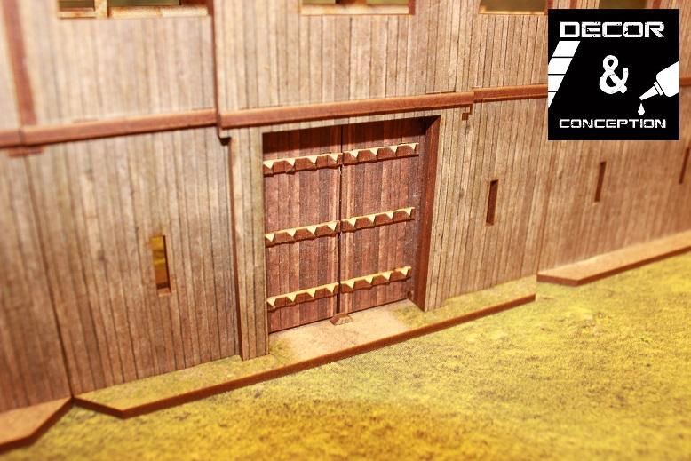 TTS - Edoras Gates (Romans style extented version) Img_3815