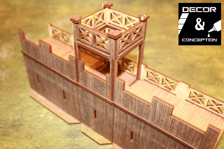TTS - Edoras Gates (Romans style extented version) Img_3816