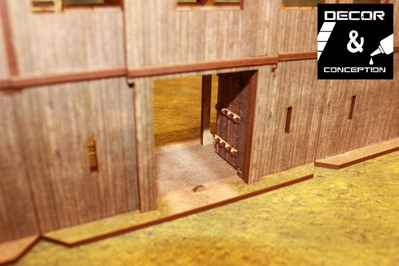 TTS - Edoras Gates (Romans style extented version) Img_3817