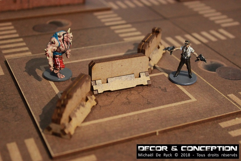 GAMEBOARD - Zombicide Boardgame 3D Img_4112