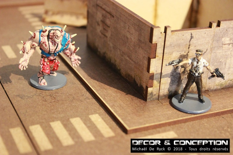 GAMEBOARD - Zombicide Boardgame 3D Img_4113