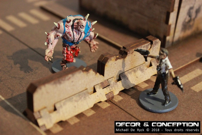 GAMEBOARD - Zombicide Boardgame 3D Img_4114