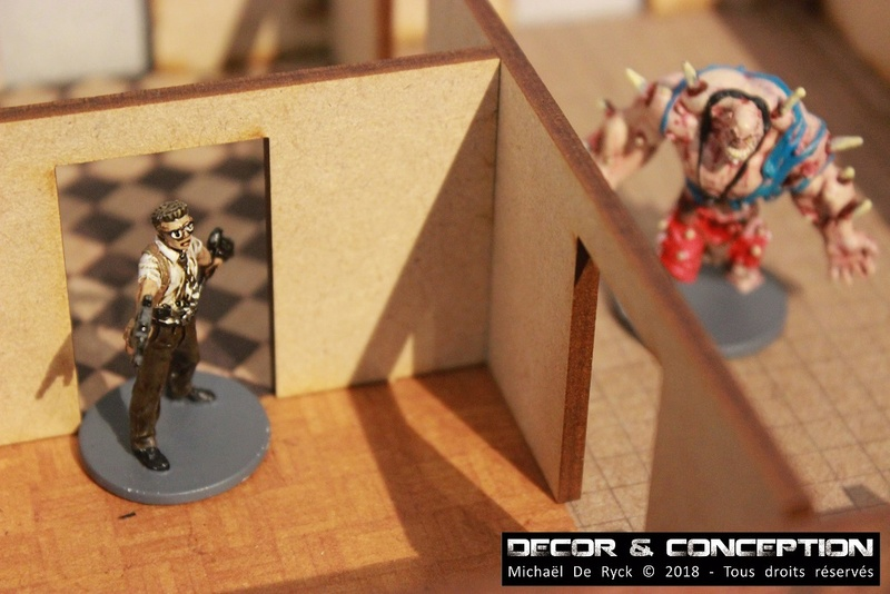 GAMEBOARD - Zombicide Boardgame 3D Img_4115