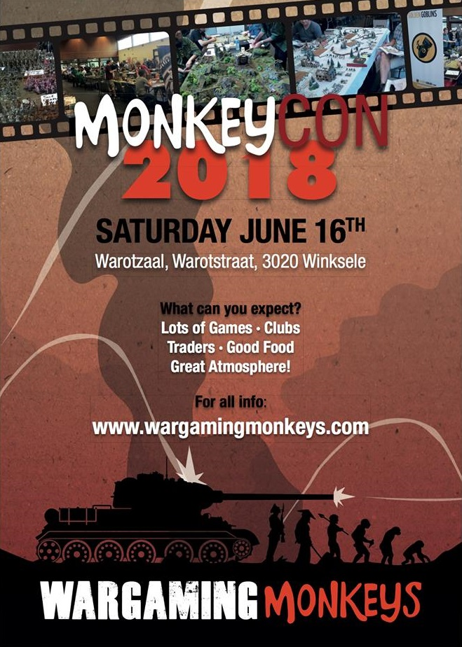 16 juin 2018 - MONKEYCON 2018 (Winksele) Monkey10