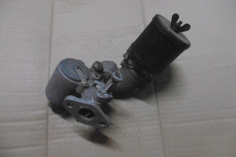 carburateur - (Vends) carburateur ZENITH P1060011