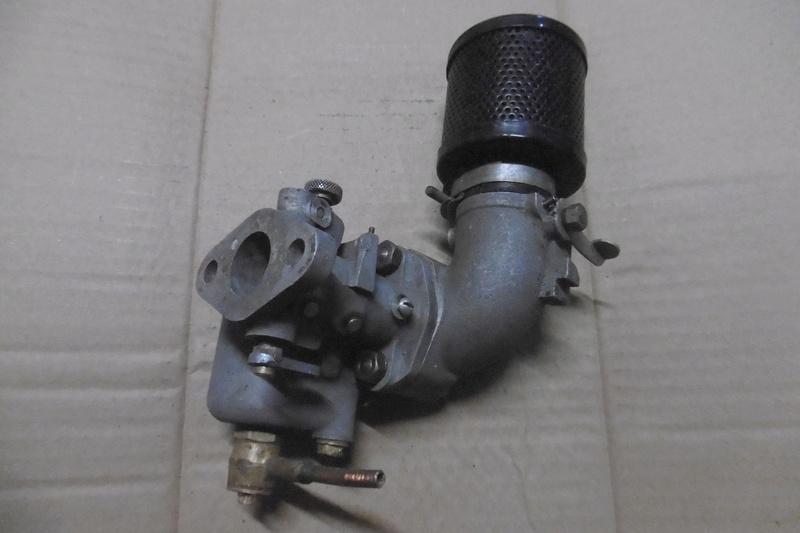 carburateur - (Vends) carburateur ZENITH P1060012