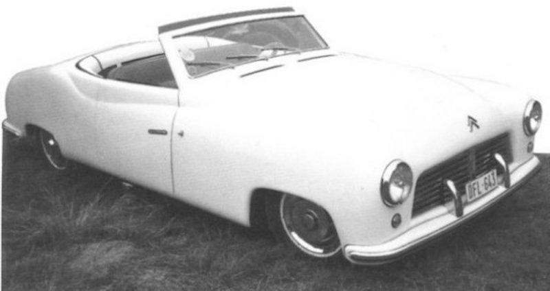 Citroën - Les Traction-Avant Citroën belges T.T.T. 1949 - 1952   11cv-t10