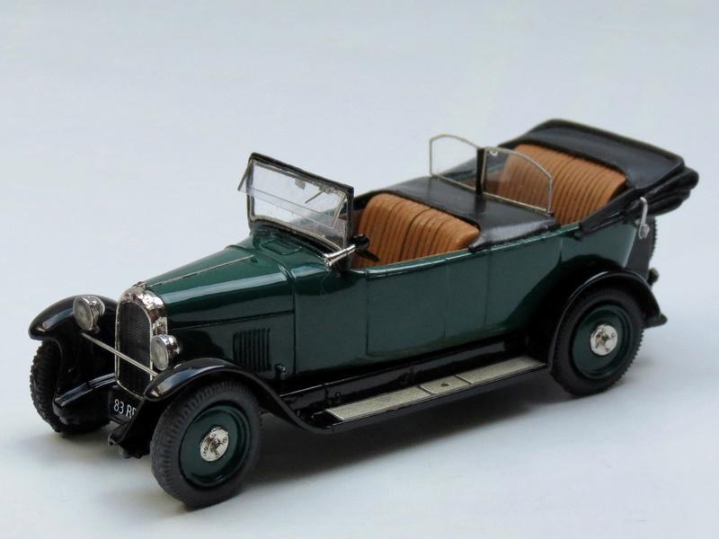 La simple histoire de la Citroën B14 1927_110