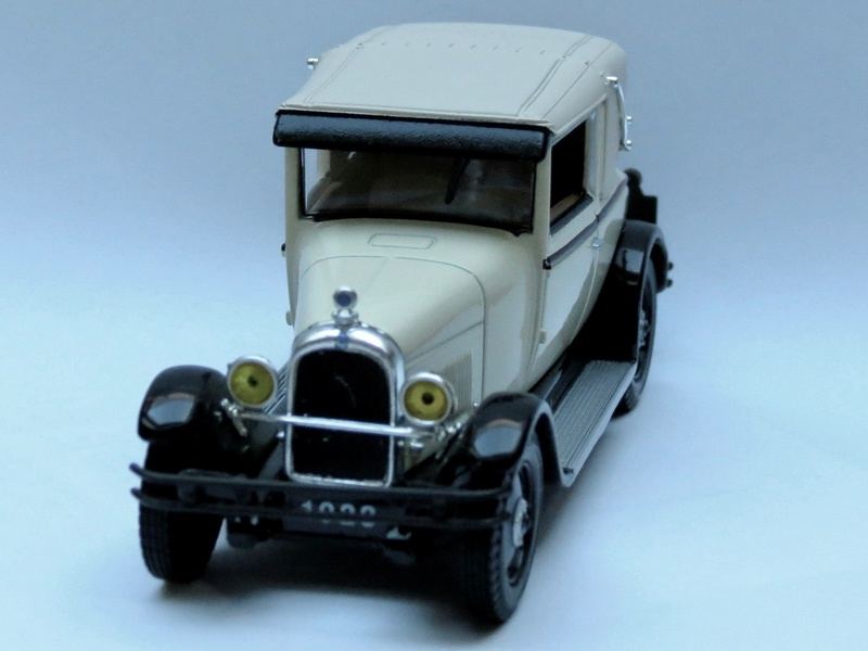 La simple histoire de la Citroën B14 1928_110