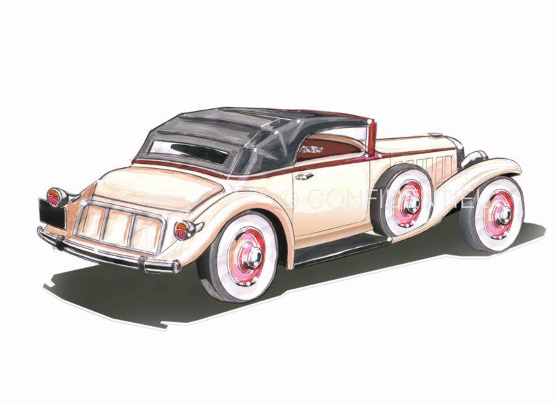 1933 Le speedster 15 CV de Jean Daninos 1934ar11