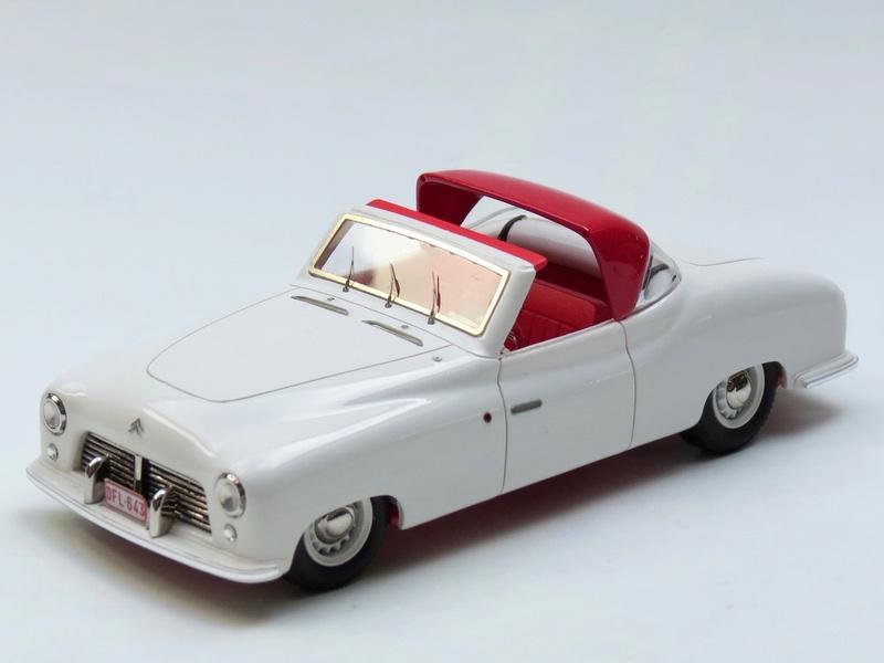 Citroën - Les Traction-Avant Citroën belges T.T.T. 1949 - 1952   1951_t10