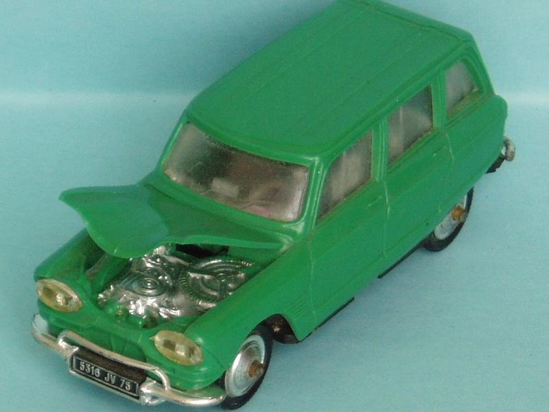 Citroën Ami SIXTIES : un chef-d'oeuvre... à sa façon.  1965_a11