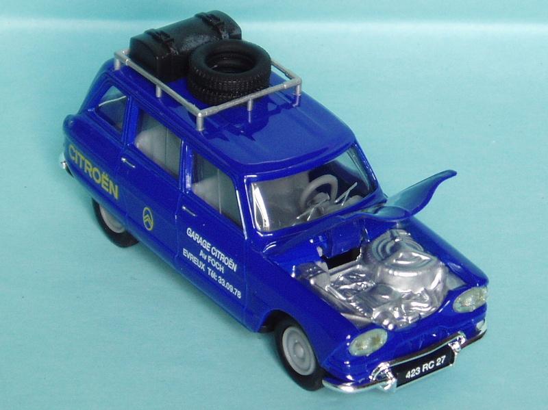 Citroën Ami SIXTIES : un chef-d'oeuvre... à sa façon.  1968_a10