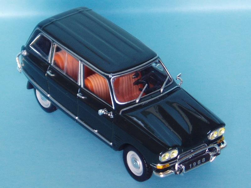 Citroën Ami SIXTIES : un chef-d'oeuvre... à sa façon.  1968_a12