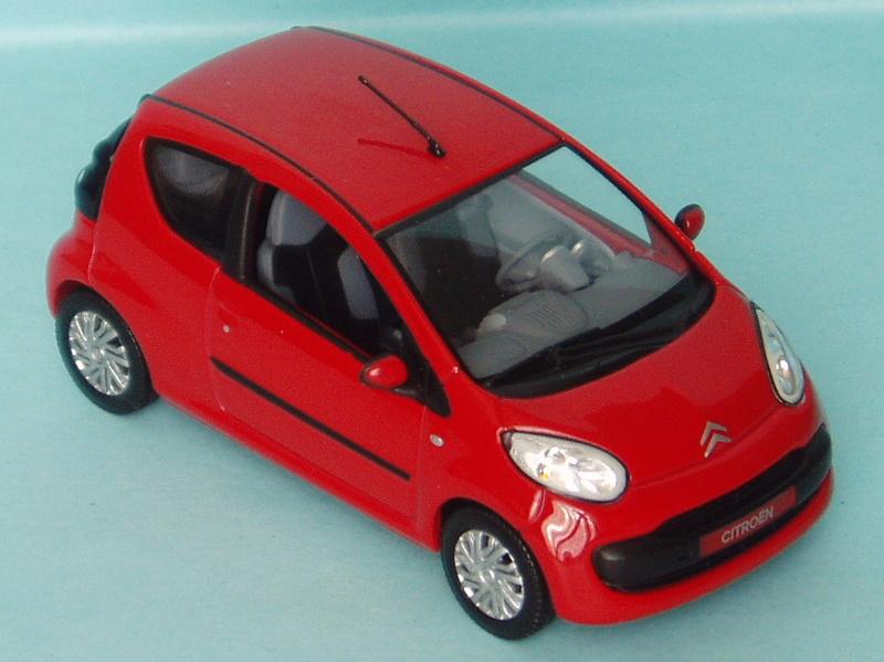 CITROËN et Autostyl Miniatures 2005_c10