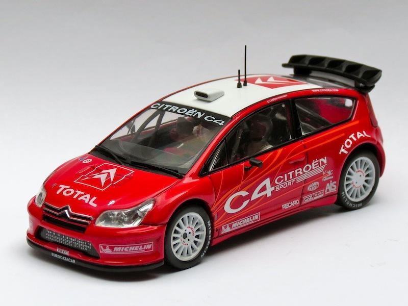 """2018 NOUVEAU > ALTAYA > """"Collection Sébastien Loeb"""" au 1/43  2006_c10"""