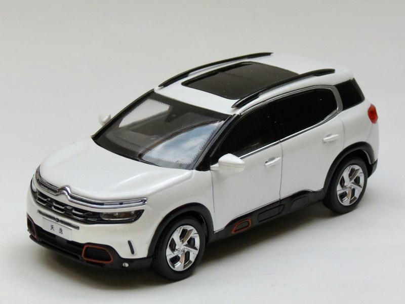Citroën C5 AIRCROSS 2018 2017_c15