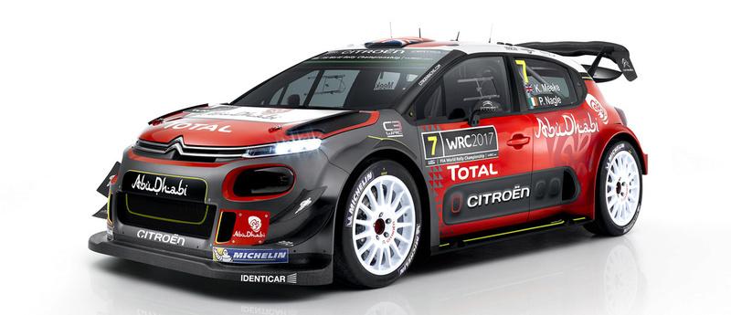 2016 - C3 WRC, LE RETOUR DE L'ÉCURIE CITROËN EN RALLY 24102910