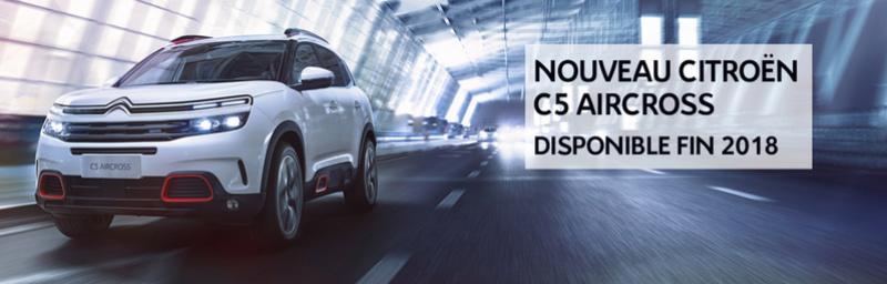 Citroën C5 AIRCROSS 2018 25284710