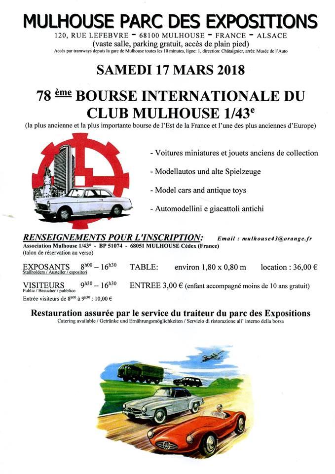 CALENDRIER HEBDOMADAIRE DES BOURSES & EXPOSITIONS 2018 PAR ERIC  26904410