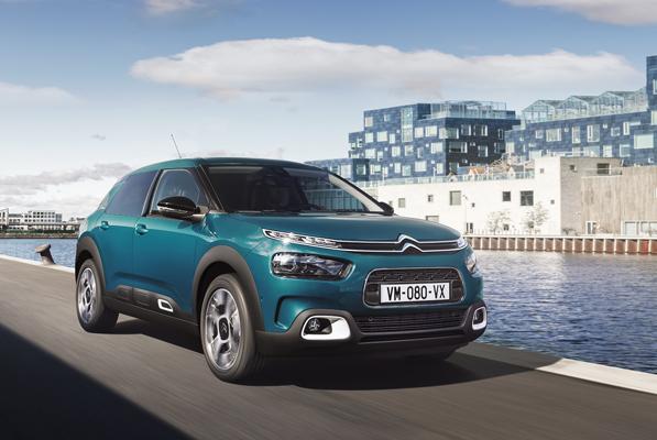 """""""Les Citroën C4 Cactus ne naissent pas dans les choux ni dans les roses.""""  597x4010"""