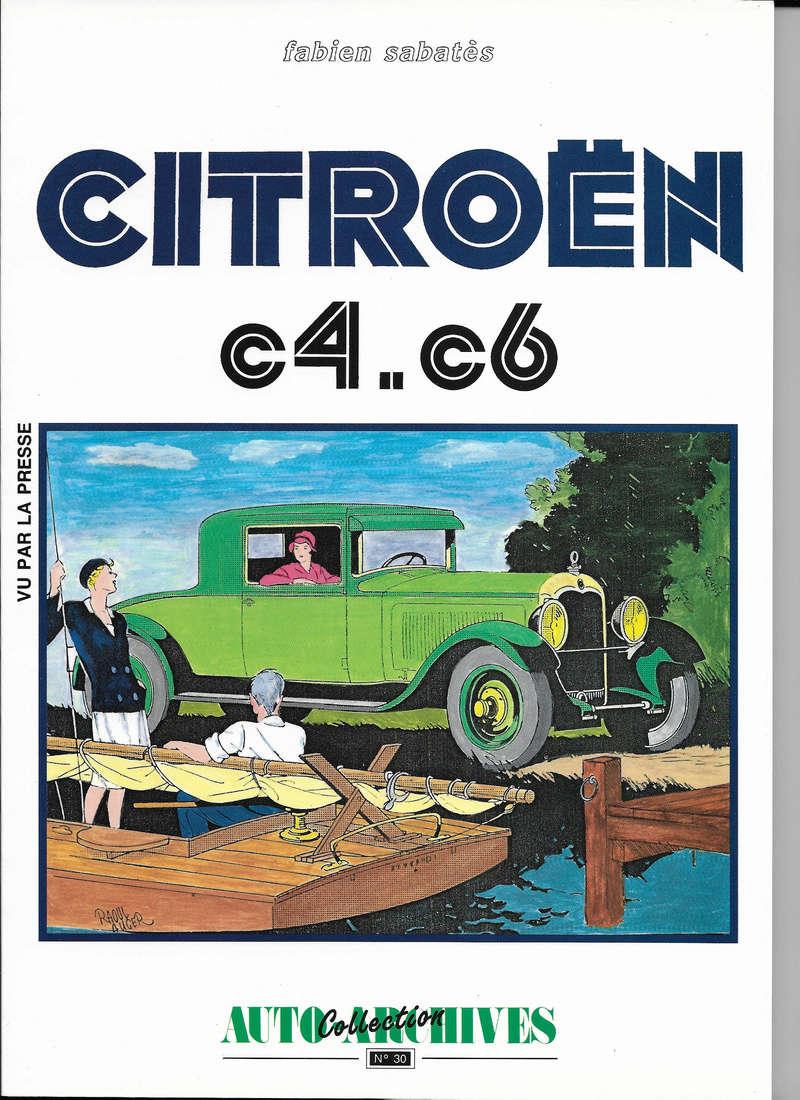 Citroën Les années C4 - C6 par Fabien Sabatès C4_c610