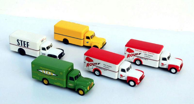 1/87 - Les camions et utilitaires  Captur23